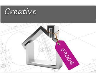 Πακέτο Ανακαίνισης Σπιτιού Creative