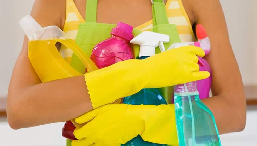 Πως Καθαρίζω και Συντηρώ τα Είδη Υγιεινής Μπάνιου
