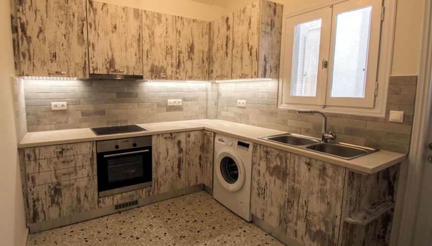 Ανακαίνιση Σπιτιού Στην Αθήνα - Λυκαβηττό