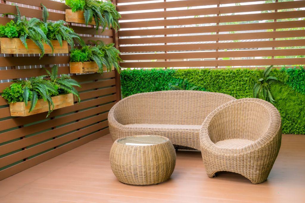 Ανακαινίστε την ταράτσα σας δημιουργώντας ένα roof garden