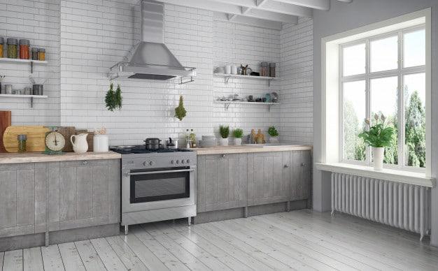 ανακαίνιση της κουζίνας