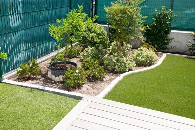 ανακαίνιση στον κήπο/βεράντα
