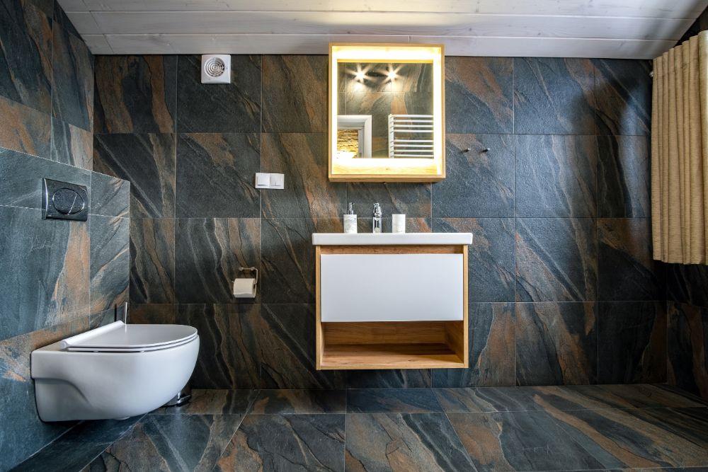 Μπάνιο: Ανακαίνιση Μπάνιου