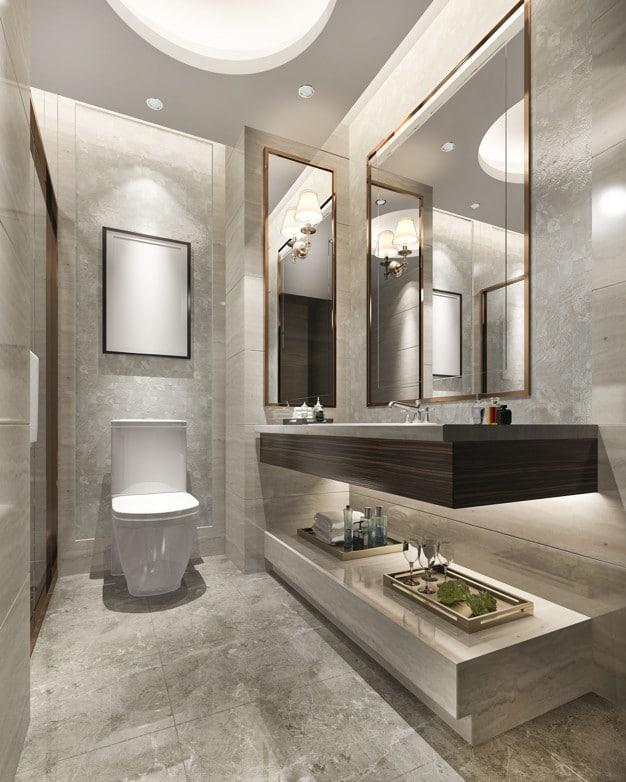 ιδέες σχεδιασμού μπάνιου