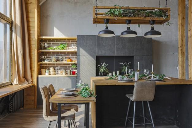 Δώστε αέρα εξοχής στην κουζίνα σας με 5 απλά βήματα